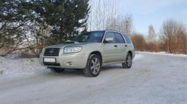 Subaru Forester 2006 m. 2.5 TURBO