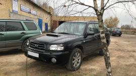 Subaru Forester 2005 m. 2.0 Turbo