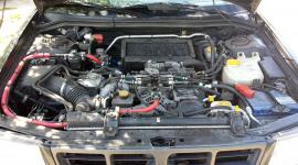 Subaru Forester 2000m. 2.0 Turbo